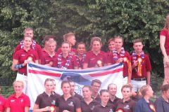 Bronze-Gesammtmannschaft